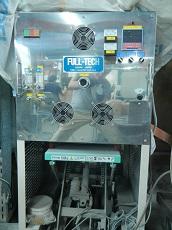 石綿溶融実験炉